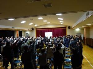 小野県政報告会